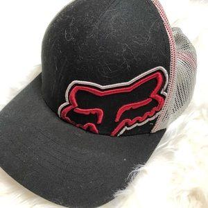 Fox racing hat o/s